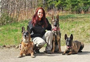 Christine Brooke SW Florida Dog Trainer
