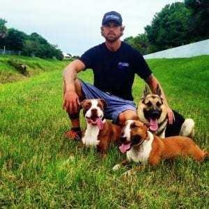 Nick Shalton - Owner - Off Leash K9 Training